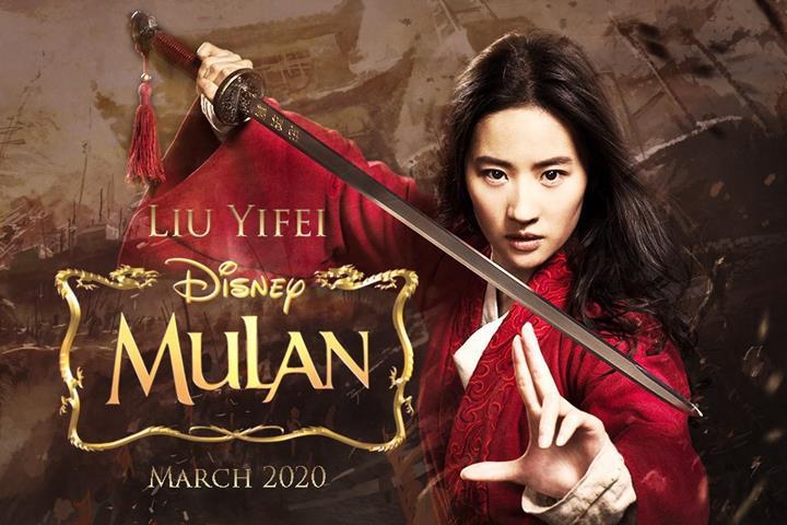 Disney'in çektiği Mulan filminin resmi fragmanı yayınlandı