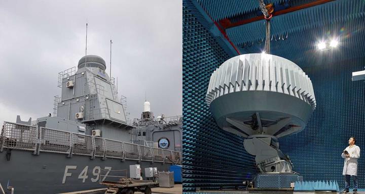 Türk savunma sanayiinin rüya projesi: TF-2000 Hava Savunma Muhribi