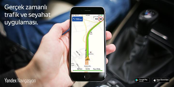 Yandex Navigasyon Nedir? Nasıl İndirilir ve Kullanılır?