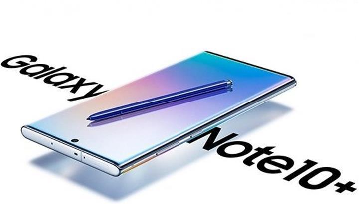 Galaxy Note 10+ ve Watch Active 2 için görseller
