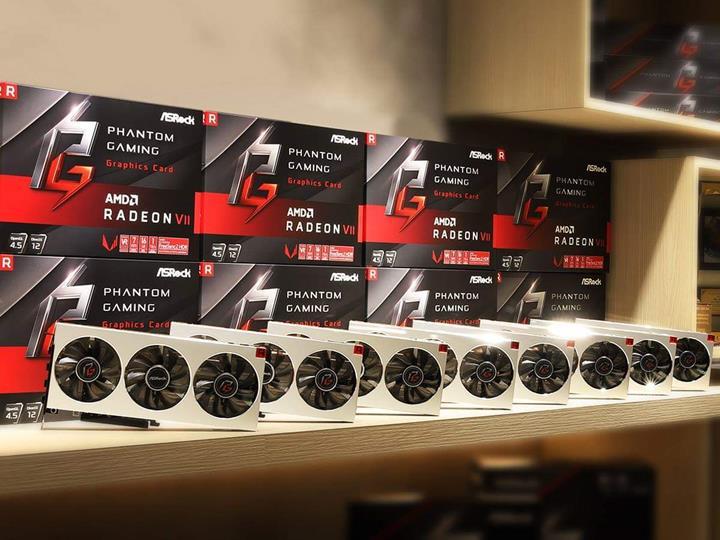 AMD Radeon VII emekli oluyor