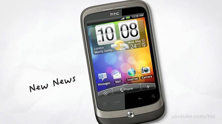 HTC Wildfire geri dönüyor