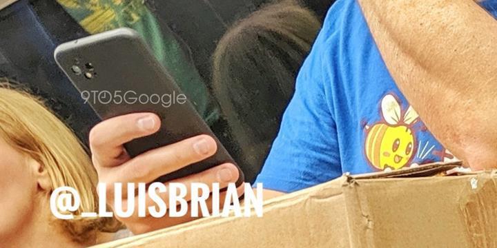 Google Pixel 4 canlı olarak görüntülendi