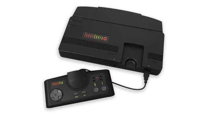 TurboGrafx-16 mini konsolu gelecek yıl piyasaya çıkıyor