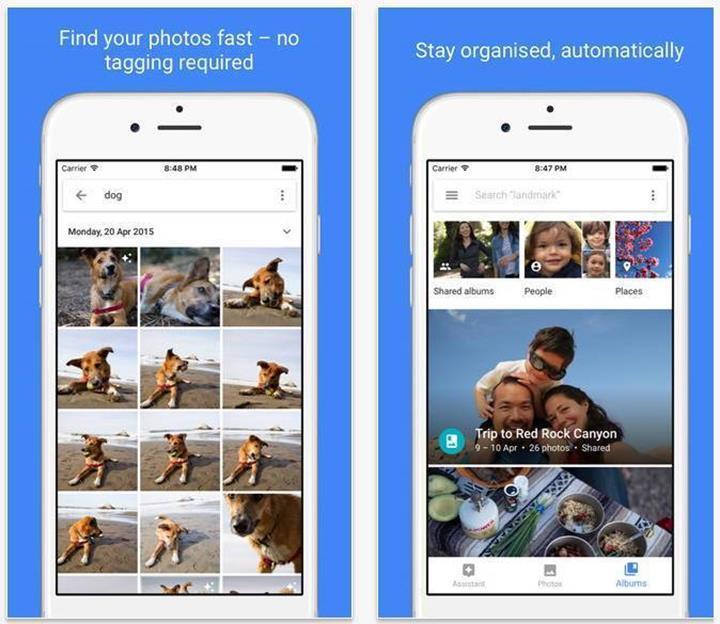 Google Fotoğraflar'da paylaşılan bağlantıya tüm kullanıcıların erişebildiği ortaya çıktı