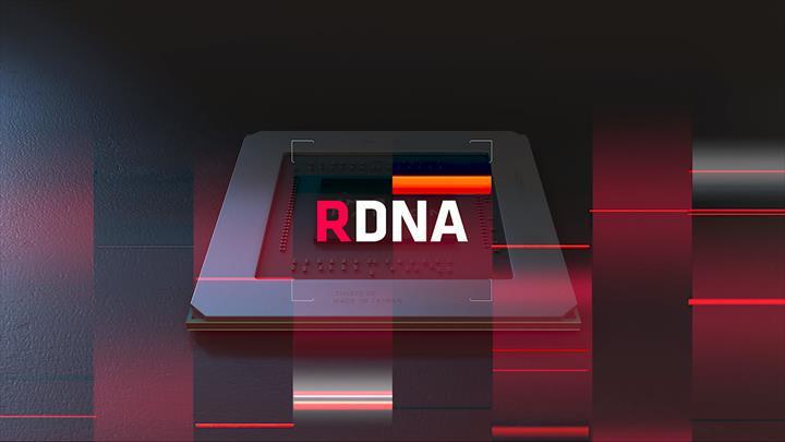 AMD RX 5600 hazırlığında