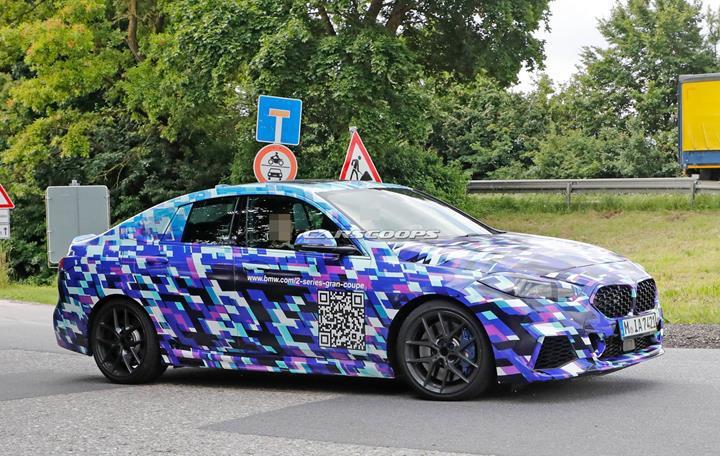 BMW 2 Serisi Gran Coupe 24 Temmuz'da tanıtılabilir