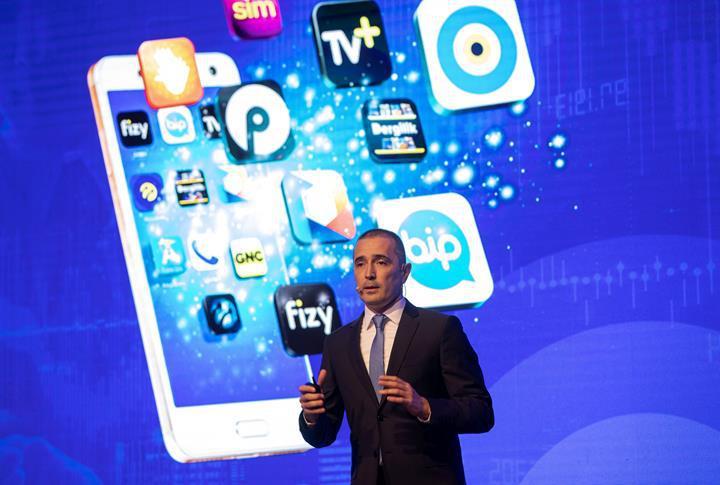 Turkcell'in dijital servisleri Türkiye'nin Uygulamaları oldu