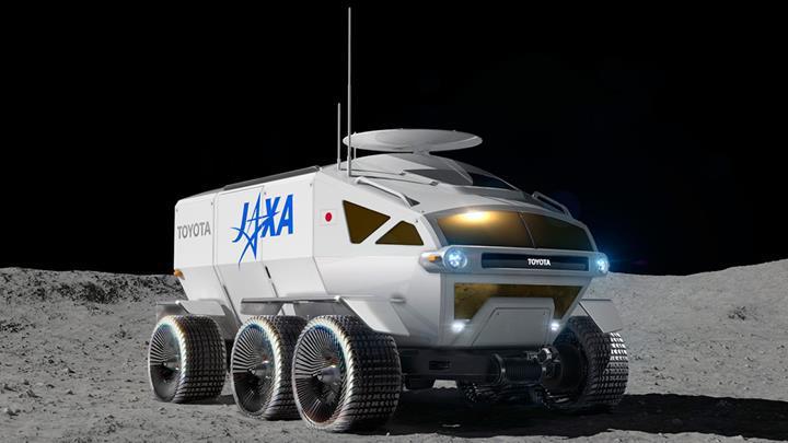 Toyota'nın dev 'Ay arabası' 2029 yılında hazır olacak
