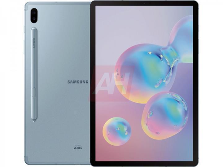 Samsung Galaxy Tab S6'dan yeni detaylar