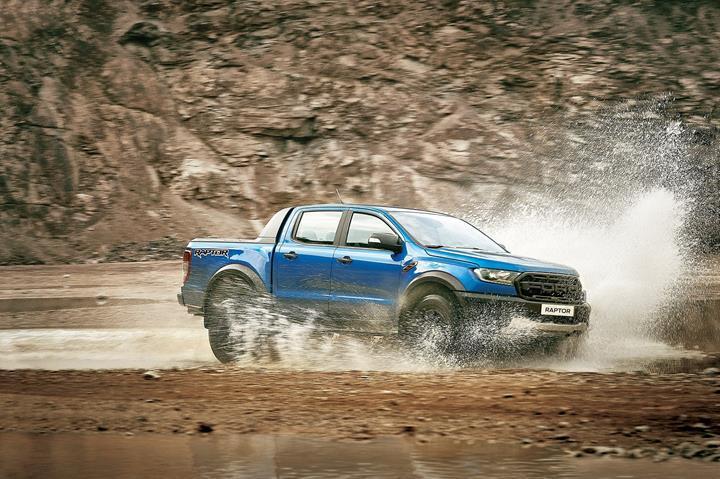 Yeni Ford Ranger ve Ranger Raptor çok yakında Türkiye'de