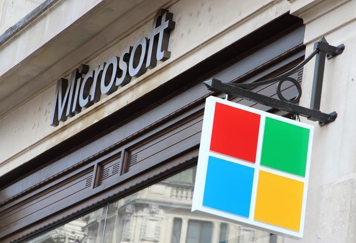 Microsoft yılın ikinci çeyreğinde rekor gelir elde etti