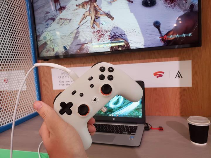 Ubisoft CEO'su açıkladı: Oyunlarımızı Google Stadia'ya taşımak maliyetli olmayacak