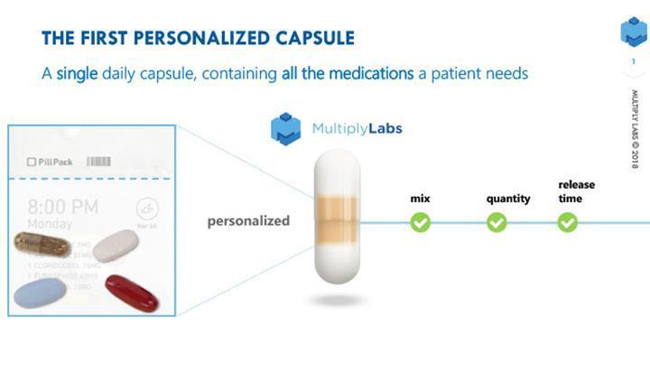 İlaçlar 3D yazıcı ile tek bir kapsülde üretilecek