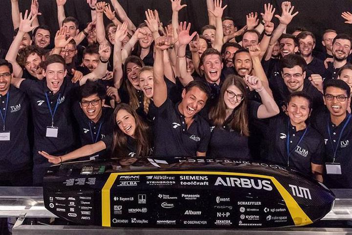 2019 yılı Hyperloop yarışmasında geçen yılın birincisinden yeni bir hız rekoru geldi