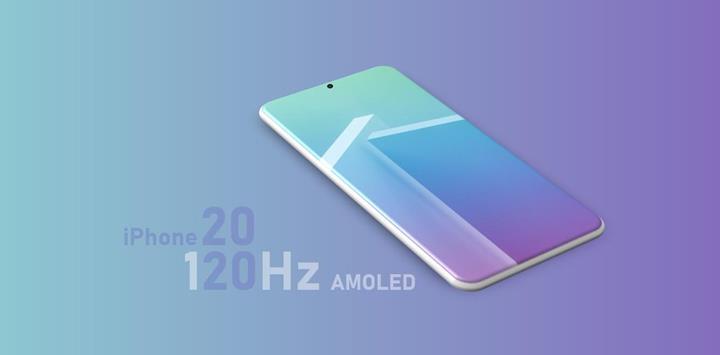 2020'de çıkacak iPhone'lar 120 Hz ekrana sahip olabilir