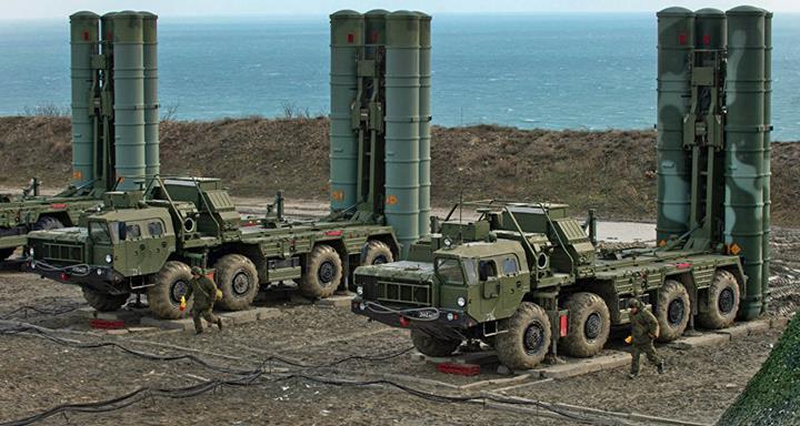 """Rusya açıkladı: """"S-400'lerin bazı parçaları Türkiye'de üretilebilir"""""""