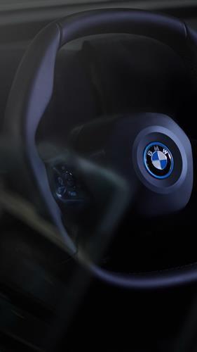 BMW'nin gelecek modellerinde kullanacağı direksiyon böyle görünecek