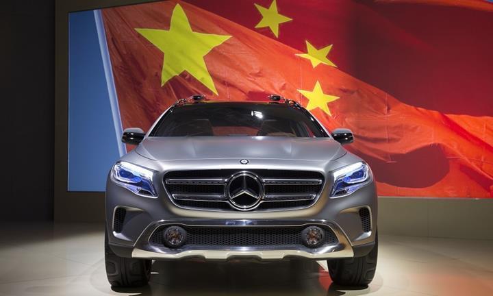 Çinlilerin Daimler'deki payı büyüyor: Şirketin yüzde 5'i BAIC'e satıldı