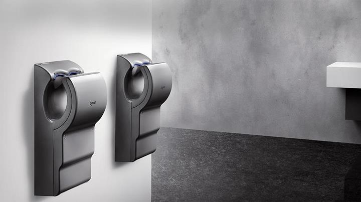 Dyson'dan gürültülü el kurutma makineleri araştırmasına yanıt geldi