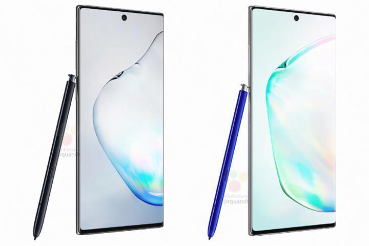 Galaxy Note 10 detaylanıyor