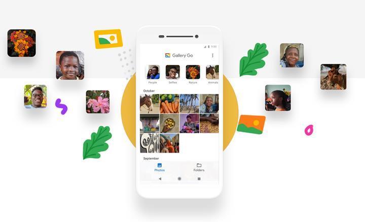 Google Gallery Go uygulaması duyuruldu