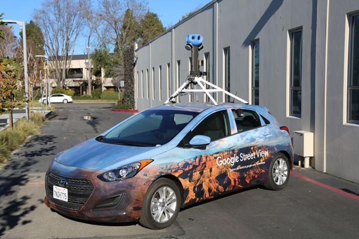 Street View programından Google'a yine ceza