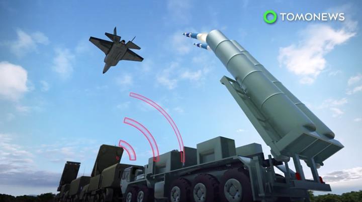 Rusya'nın S-500 hava savunma sistemi beklenenden erken geliyor