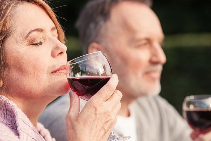 Kırmızı şarabın içindeki maddeler depresyonu ve anksiyeteyi önlüyor olabilir