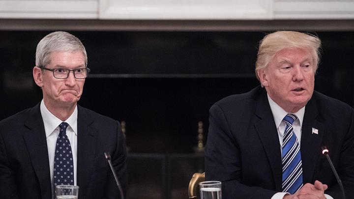 Trump açıkladı: Çin'de üretilen Apple Mac Pro parçaları vergiden muaf tutulmayacak