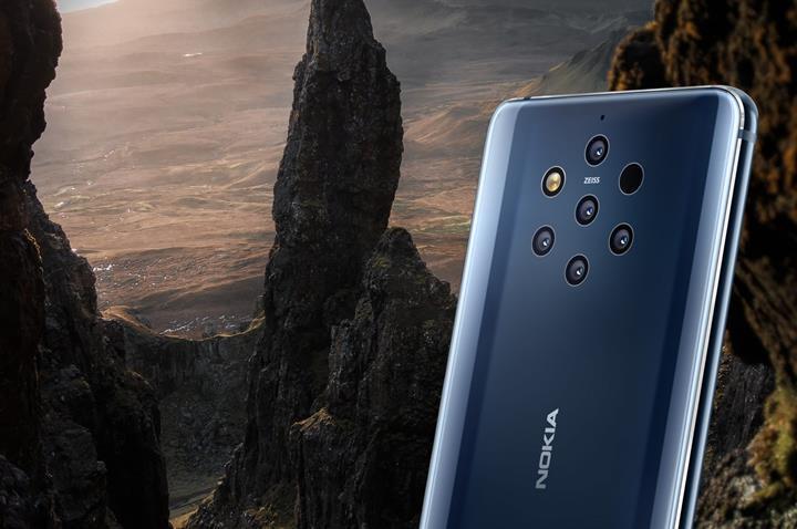 5G özellikli amiral gemisi Nokia 9.1 Pureview geliyor