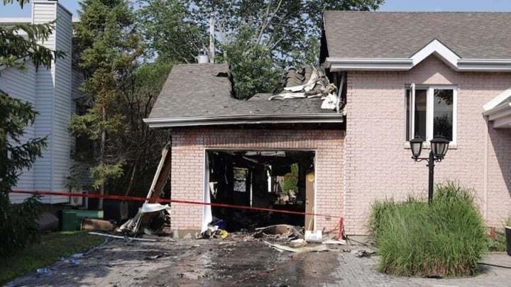 Elektrikli Hyundai Kona, garajda dururken bomba gibi patladı