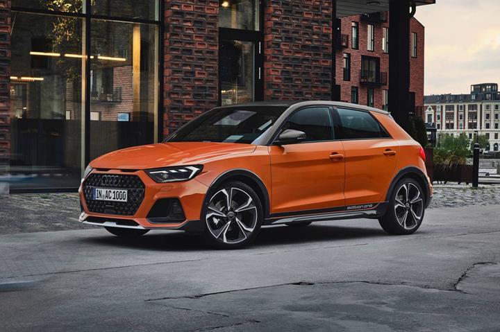 Crossover esintileri taşıyan 2019 Audi A1 Citycarver tanıtıldı