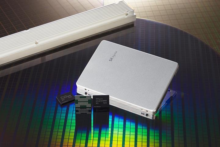 SK Hynix sektörün ilk 128 katmanlı 4D NAND modülünü üretti