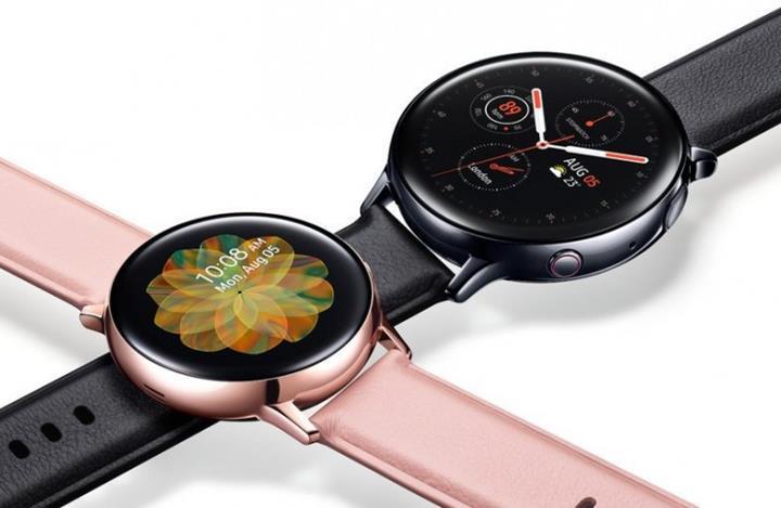 Samsung Galaxy Watch Active 2'nin görüntüleri ortaya çıktı