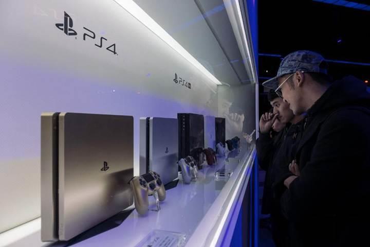Sony'de yüzler gülüyor: PS4 satışları 100 milyonu aştı