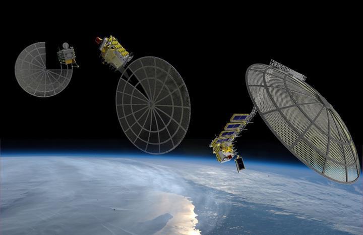 NASA, yörüngede 'uzay aracı parçaları' üretmek için harekete geçti