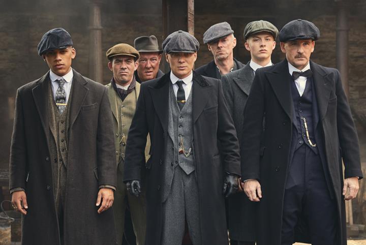 Peaky Blinders beşinci sezon fragmanı yayınlandı