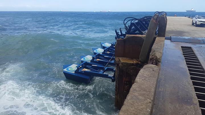 Eco Wave Power, dalgadan enerji üreten ikinci santrali kuruyor