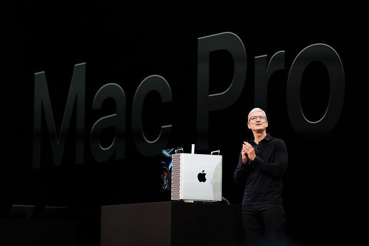 Apple CEO'su Tim Cook: Mac Pro'yu ABD'de üretmeye devam edeceğiz