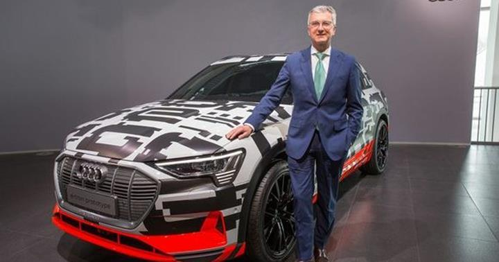 Eski Audi CEO'suna dizel skandalındaki rolü nedeniyle dava açıldı