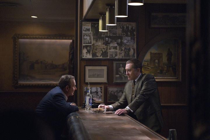 The Irishman: Al Pacino ve Robert De Niro'lu Netflix filminden ilk fragman