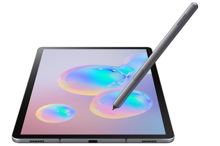 Merakla beklenen Samsung Galaxy Tab S6 resmen tanıtıldı