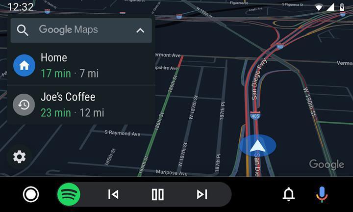 Android Auto büyük güncellemesi başladı