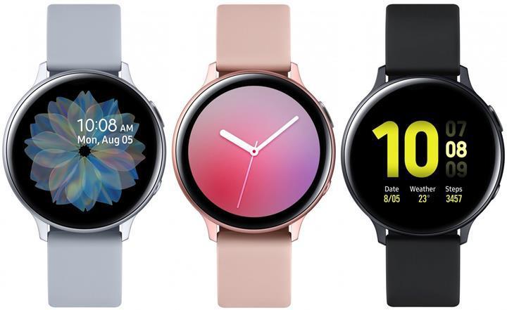 Galaxy Watch Active 2 yeni görseller