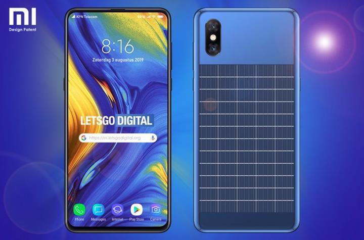 Xiaomi güneş enerjisi ile çalışan akıllı telefon patenti aldı