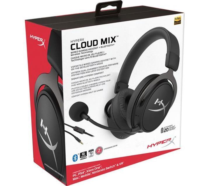 Fonksiyonel HyperX Cloud Mix oyuncu kulaklığı satışa çıktı