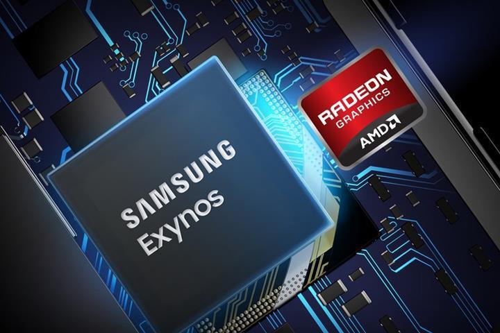 2021 model Samsung Galaxy telefonlar AMD'nin mobil GPU'ları ile gelebilir