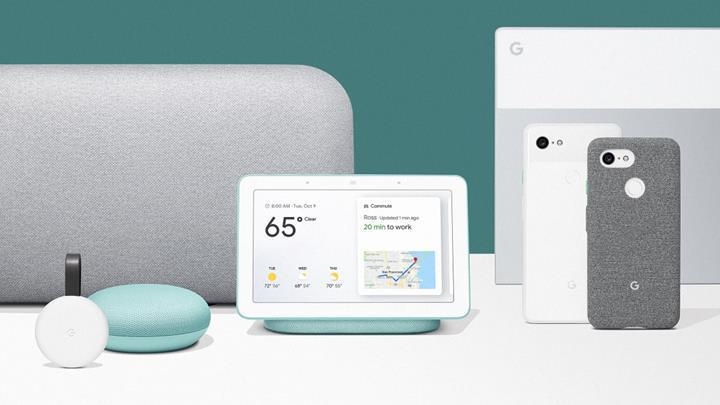 Google tüm donanım ürünlerinde geri dönüştürülmüş malzeme kullanacak
