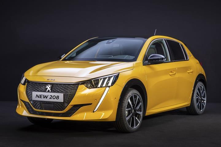 Yeni Peugeot 208'in Avrupa fiyatları belli oldu: Başlangıç noktası 15 bin 490 euro